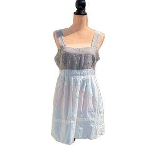 ☀️4/25 Kensie Empire Waist Paper Bag Dress